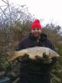 1st carp brung all the way in_1