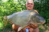 carp fishing  in croatia (LAKE-ŠUMBAR)_6