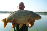carp fishing  in croatia (LAKE-ŠUMBAR)_5