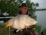 carp fishing  in croatia (LAKE-ŠUMBAR)_9