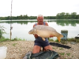 carp fishing  in croatia (LAKE-ŠUMBAR)_3