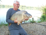 carp fishing  in croatia (LAKE-ŠUMBAR)_4